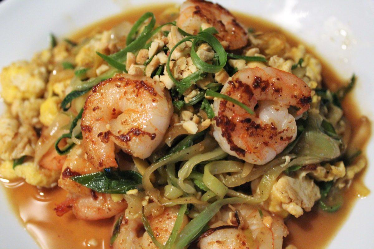 Pad Thai Voodles
